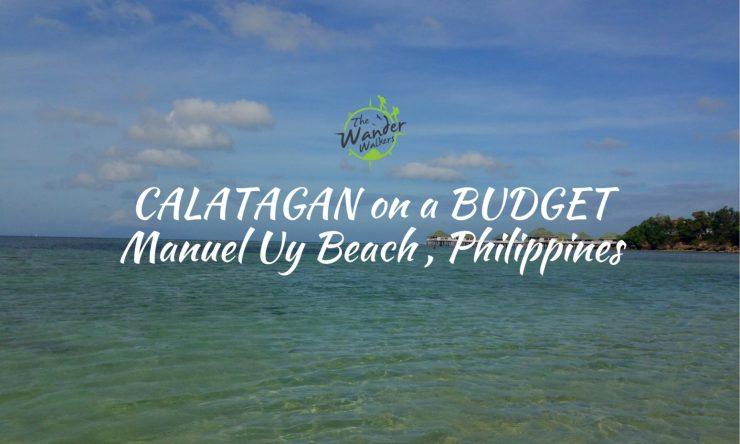 Calatagan Beach on a Budget: Manuel Uy Beach