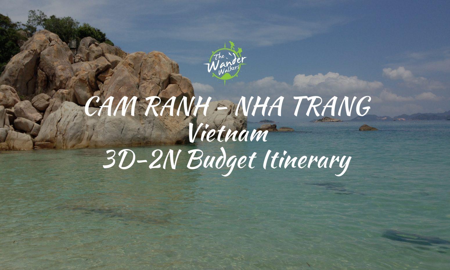 cam ranh vietnam