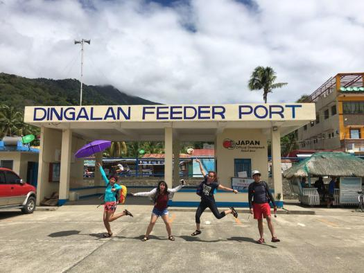 DIngalan Feeder Port