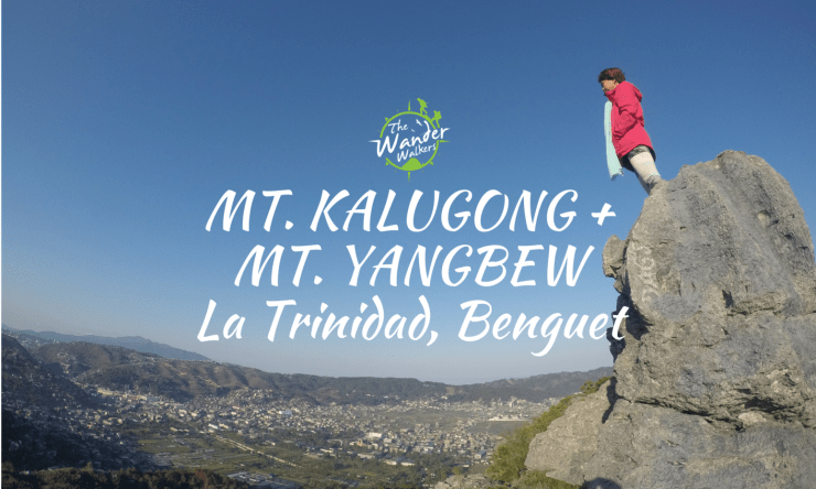 Backpacking Philippines 110: Mt. Kalugong and Mt. Yangbew Baguio