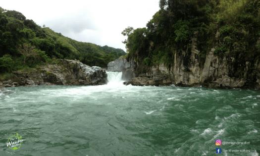 Kili Falls in Tubo Abra