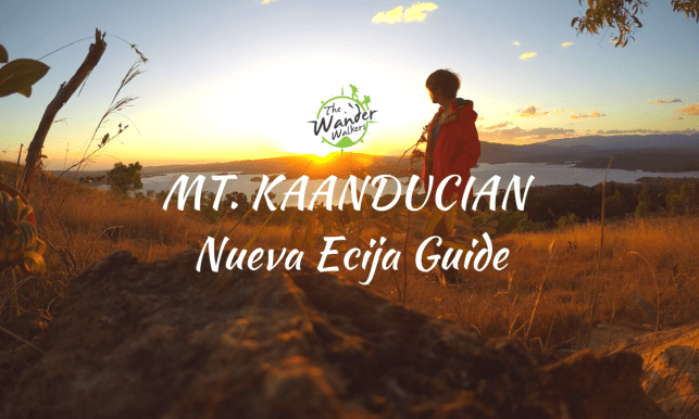 Mt. Kaanducian Nueva Ecija Travel Guide