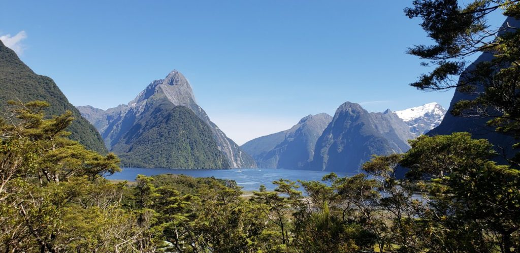 Milford Sound is the Top Destination in New Zealand