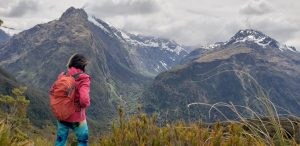Key Summit - one of the hikes accessible from Milford Road