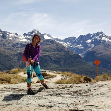 Routeburn Track during one of may days-off from work