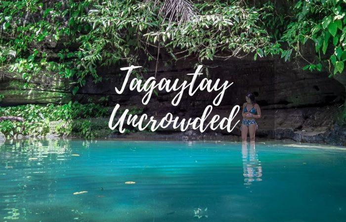 Tagaytay Uncrowded