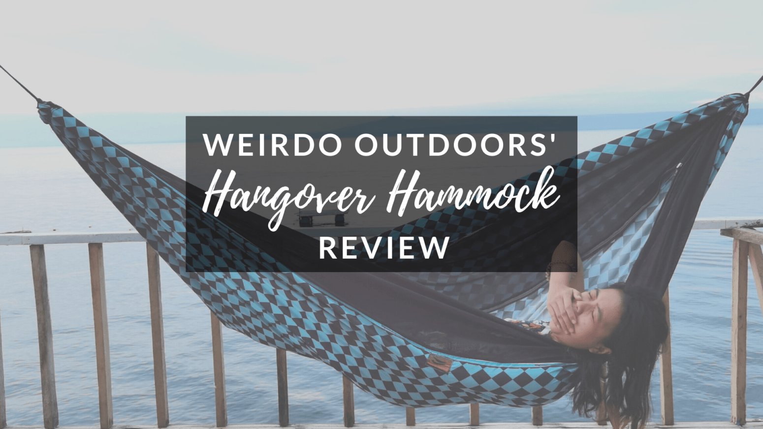 Hangover Hammock Review
