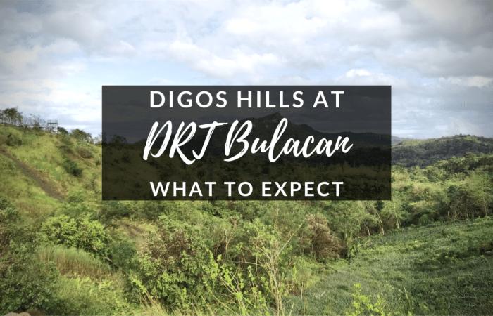DRT Bulacan: Digos hills