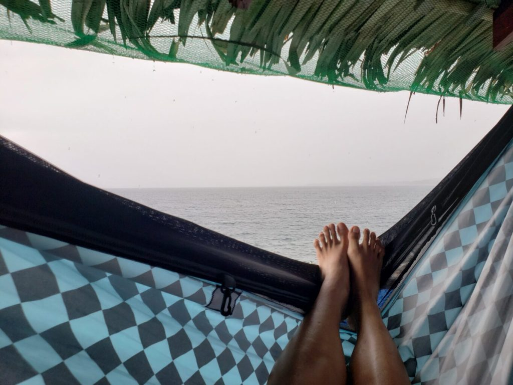 Chilling on my Hangover Hammock at Summer Cruise