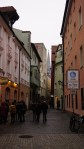 Regensburg old city