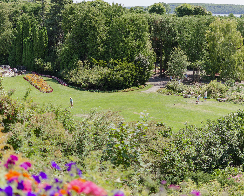 Grand Hotel Gardens Croquet