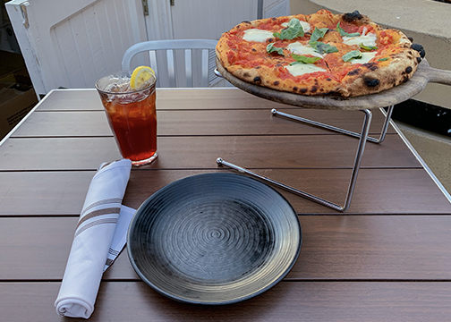 Hotel del Coronado Eno Pizzeria Restaurant