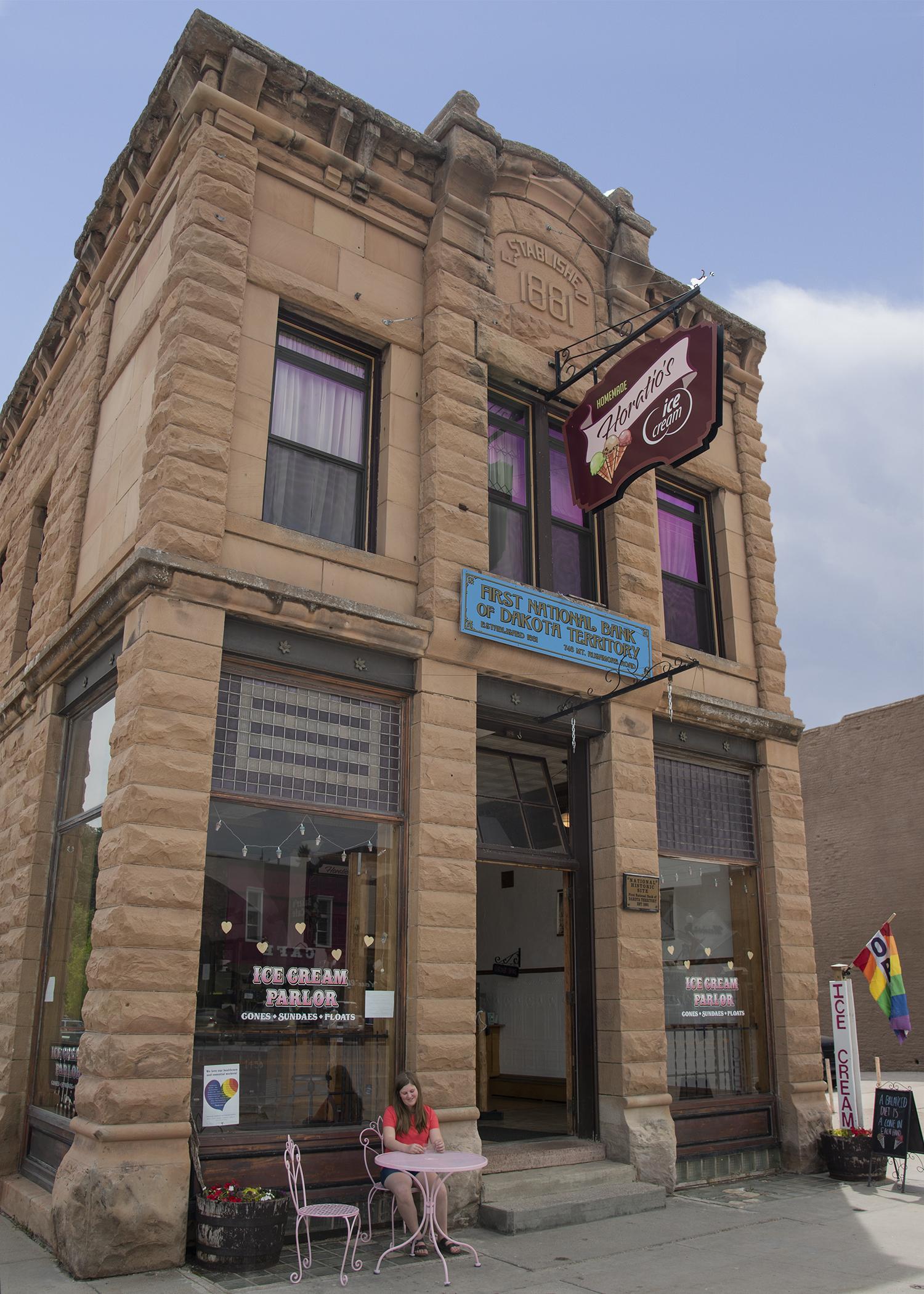Horatios Ice Cream Shop