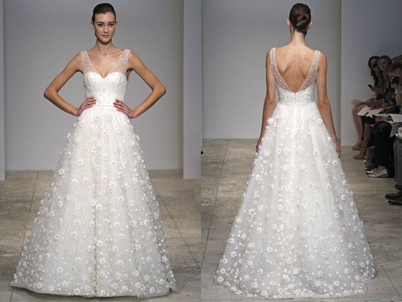 Wedding Dress Unbridaled Passion