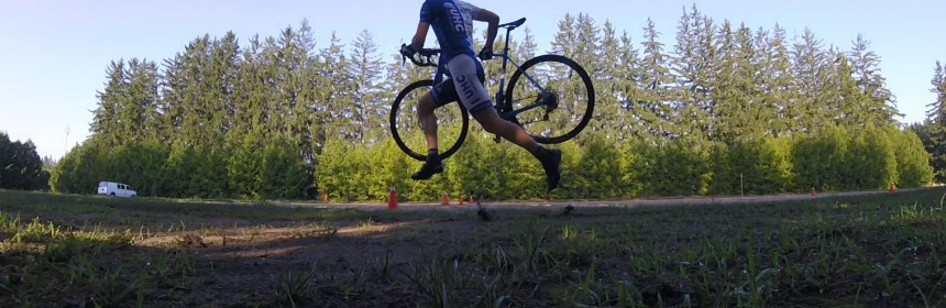 running for cyclocross