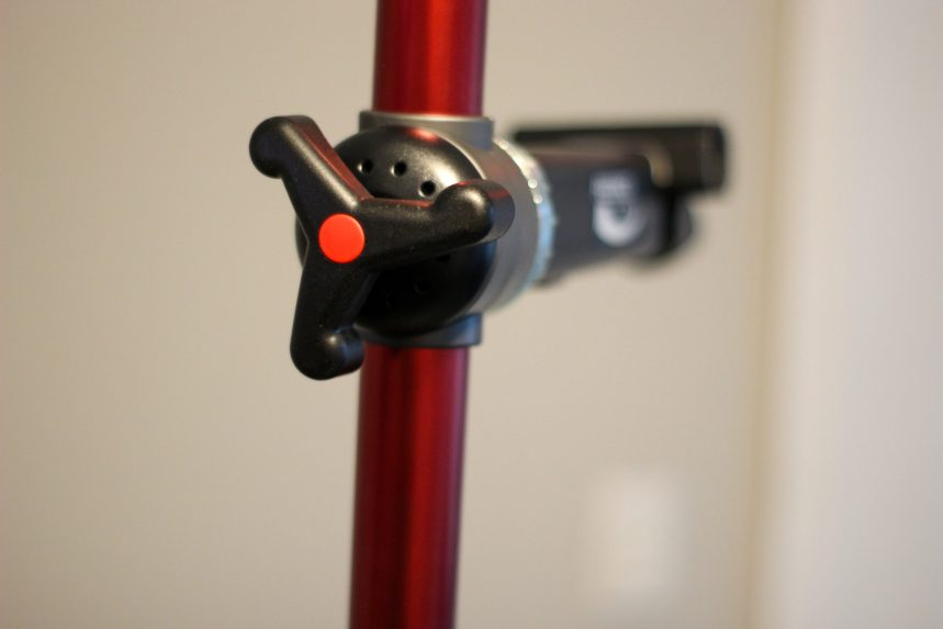 Feedback Sports Classic Bike Repair Stand allows you to rotate your bike a full 360 degrees.