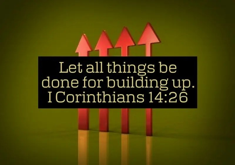 Image result for 1 corinthians 14