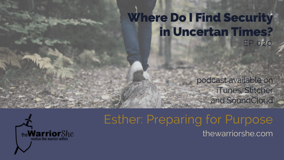 020.Where Do I Find Security in Uncertain Times?