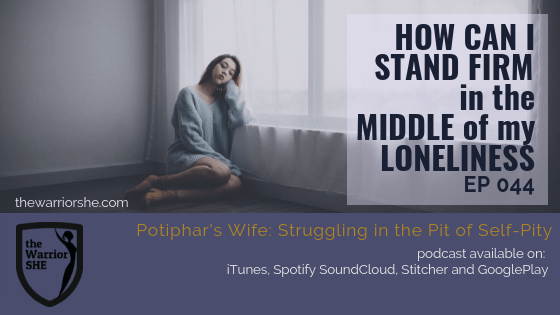 044.How Can I Stand Firm in the Middle of My Loneliness?