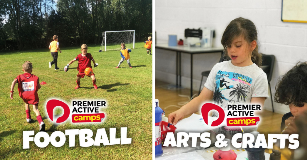 Premier Active Holiday Camp Activities