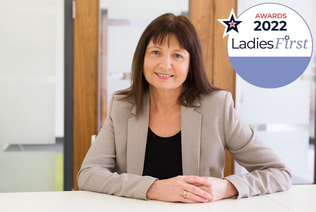 Ladies First Professional Development Awards 2022, Tracey McAtamney