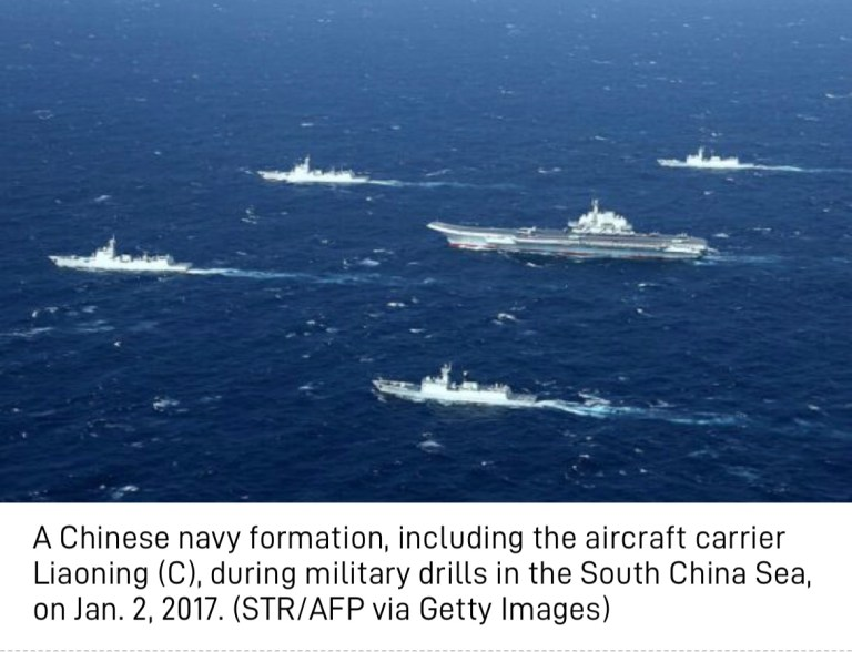 UK, Japan Voice 'Serious Concerns' Over Beijing's Maritime Aggression