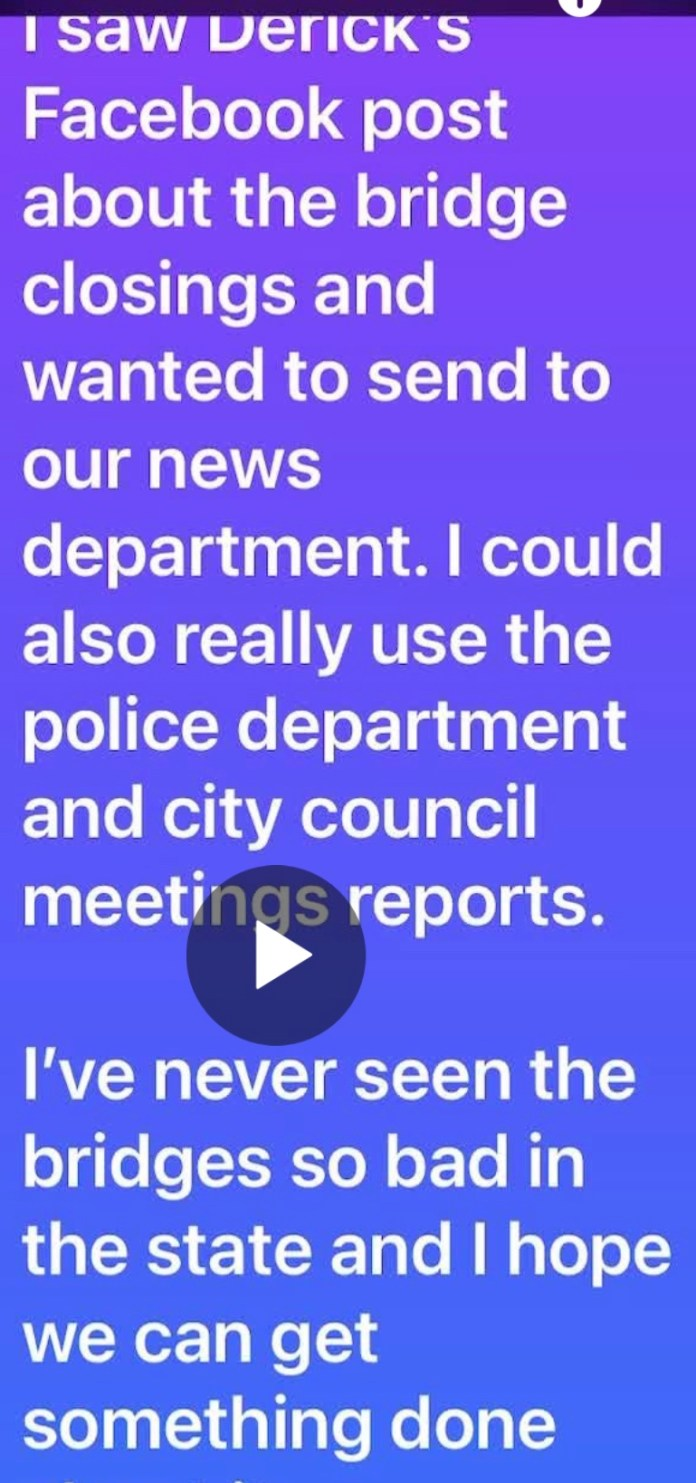 The Washington County Auditor Releases Text Messages Between Greenville Mayor Errick Simmons And Investigative Journalist Tommy Tatum