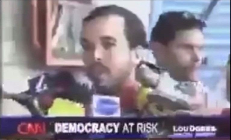CNN Reporting On Smartmatic Election Fraud In Venezuela Elections In  2006.