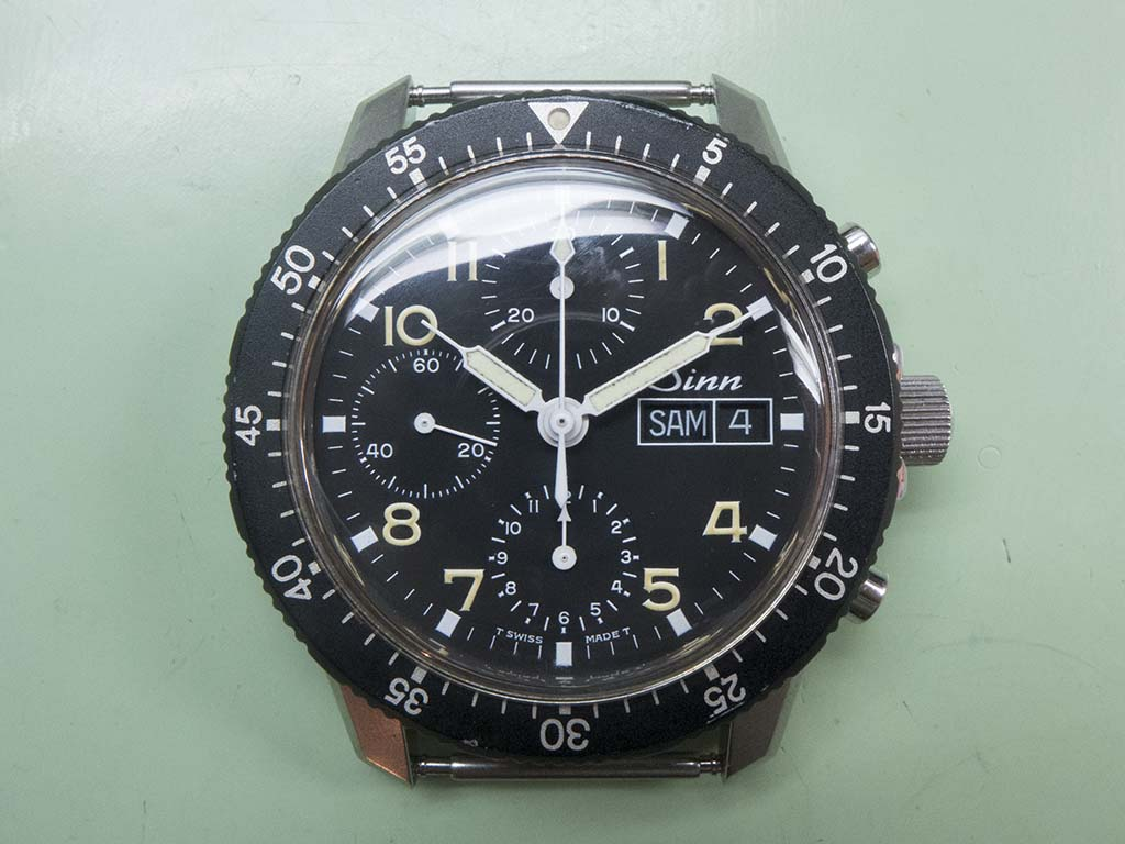 Sinn 103 Hw  The Watch Bloke