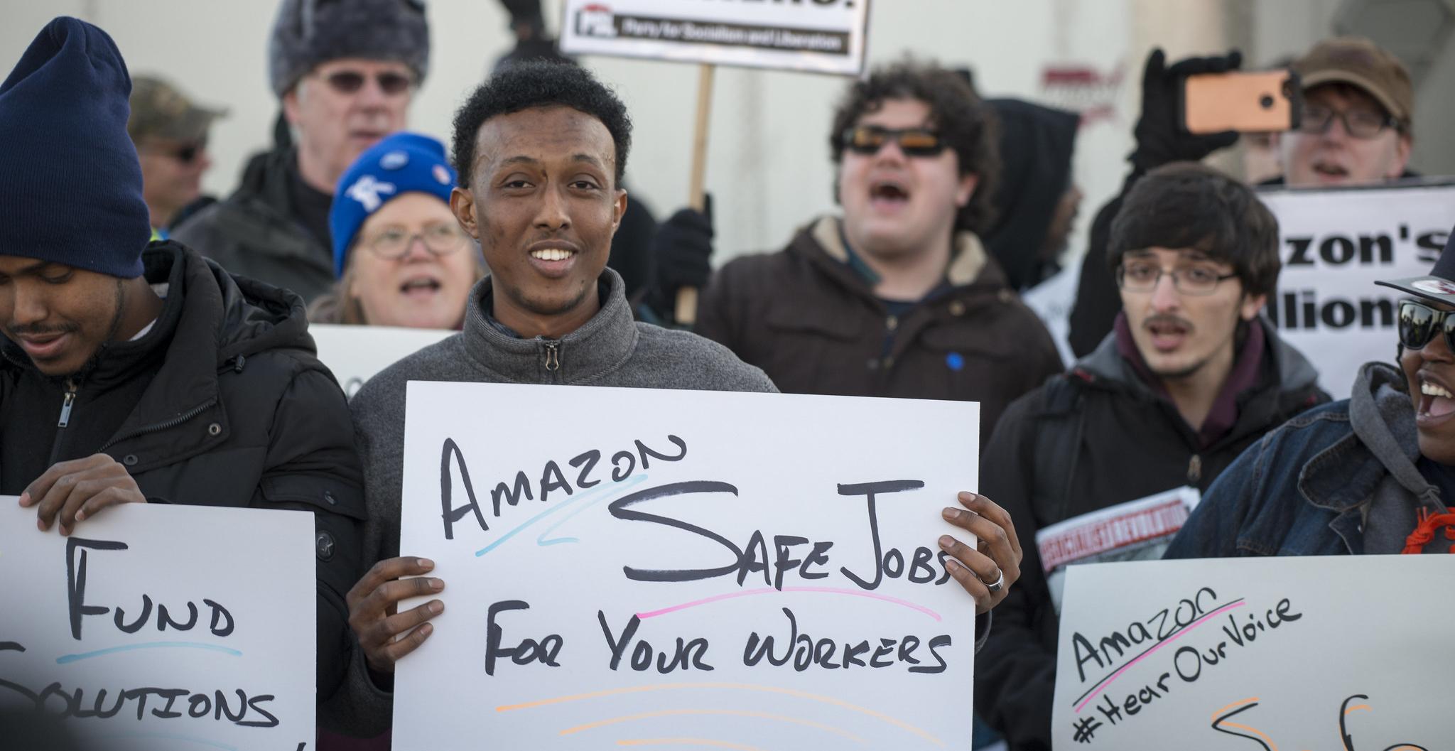 Amazon Protest Final