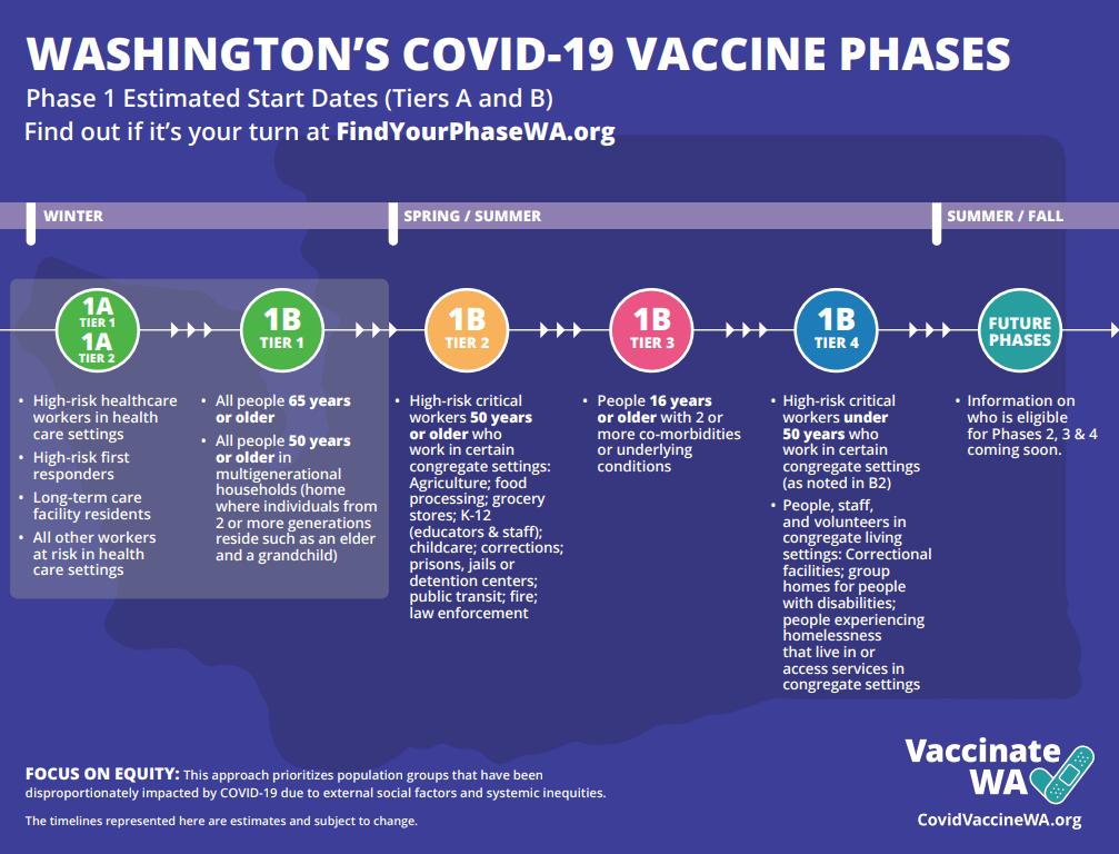Vaccine-phases