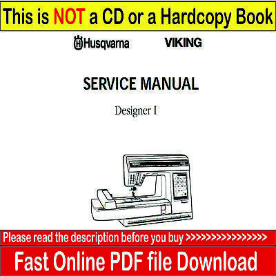 Husqvarna 400 sewing machine manual