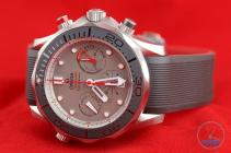 Side shot of Omega Seamaster 300m Diver Co-Axial Chronograph 44mm: Hands-On Review [212.92.44.50.99.001 ETNZ]