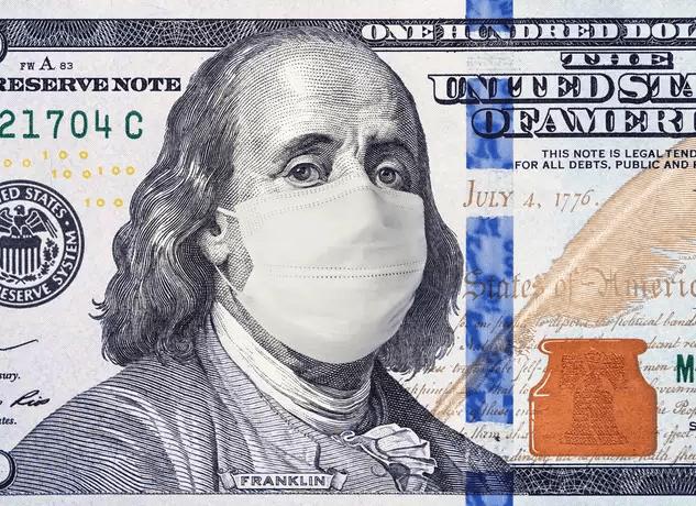 covid-19 coronavirus cash cashless society