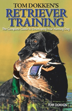 Best Gun Dog Training Books
