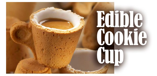 OMG That Cookie Cup! The Mouth-Watering Edible Cookie Cup