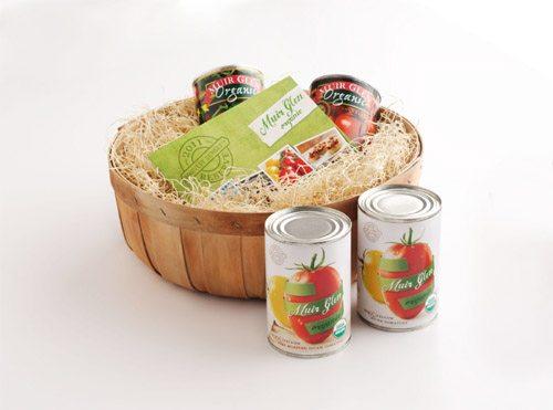 #Giveaway – Muir Glen Reserve Kits Organic Tomato Sampler Basket!