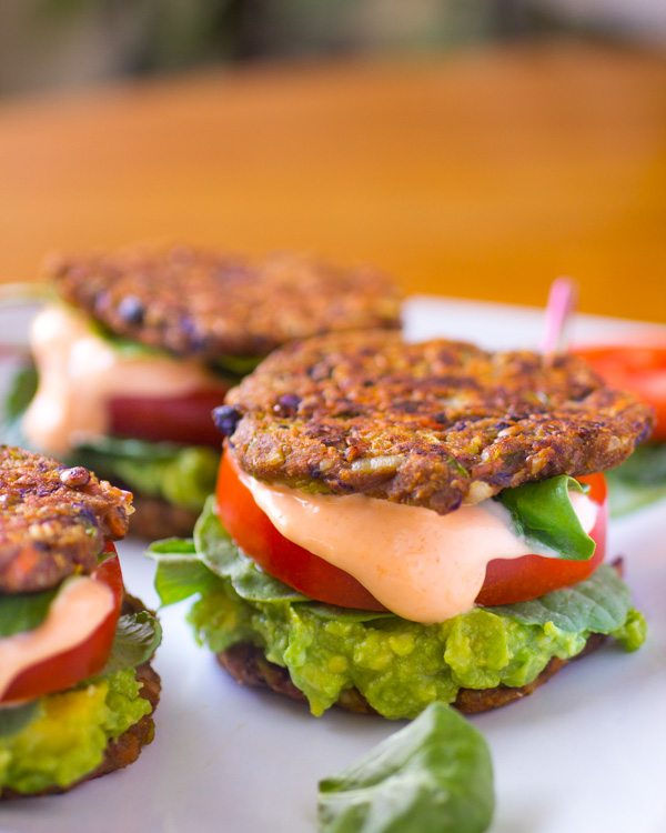 Best Veggie Burger Recipe in the World