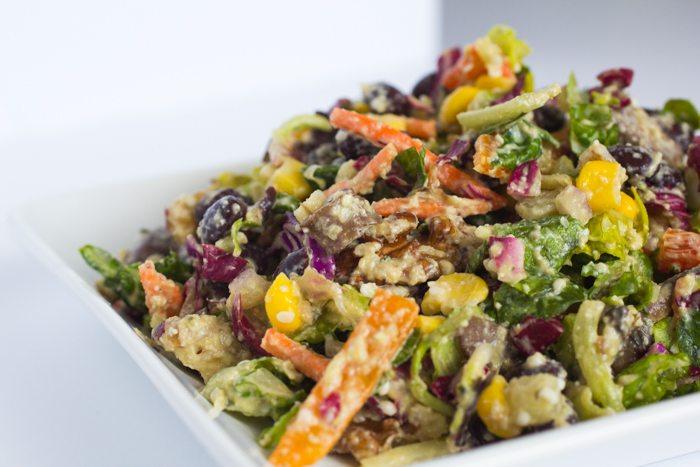 Sunshine Salad Recipe and G-BOMBS