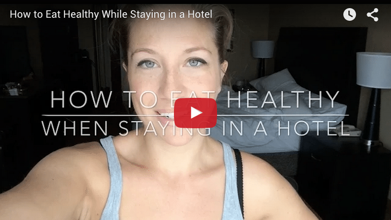 8 Tips for How to Eat Healthy While Staying in a Hotel