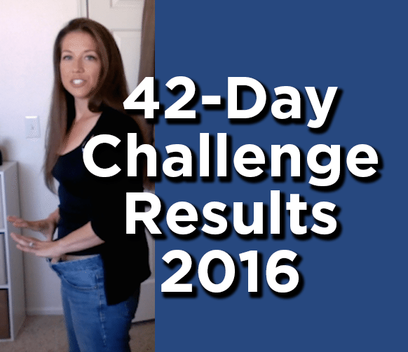 My 42-Day Eat Good Challenge RECAP