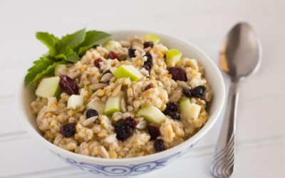 What Is and How to Make Steel Cut Oatmeal   Nutritarian   Vegan