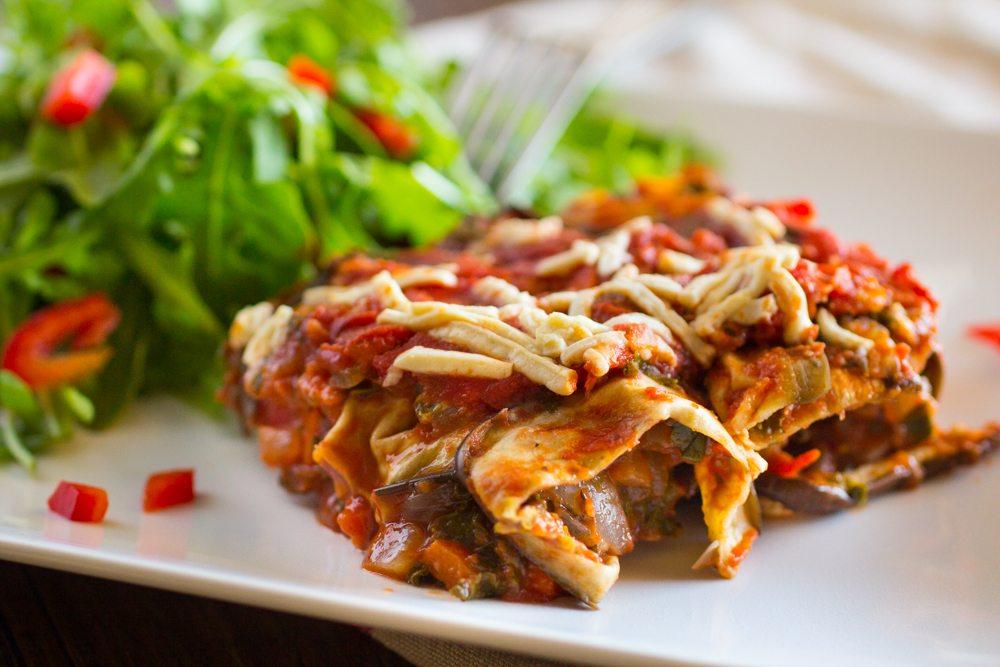 Dr. Fuhrman's Eggplant Rollups Recipe