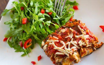 Dr. Fuhrman's Eggplant Rollups Recipe | Nutritarian | Vegan | Gluten-Free