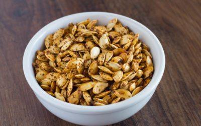 Roasted Pumpkin Seeds | No Oil | No Salt | Nutritarian