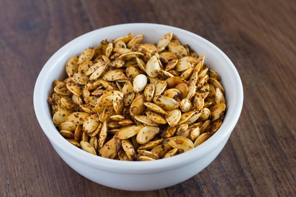 Roasted Pumpkin Seeds | No Oil | No Salt | Nutritarian