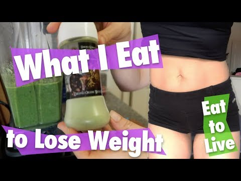 What I Eat in a Day (to Lose Weight) on the Eat to Live Nutritarian Diet YOUTUBE