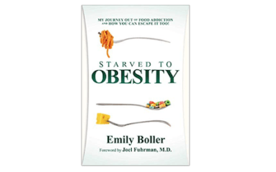 "Giveaway: Emily Boller's book ""Starved to Obesity"""
