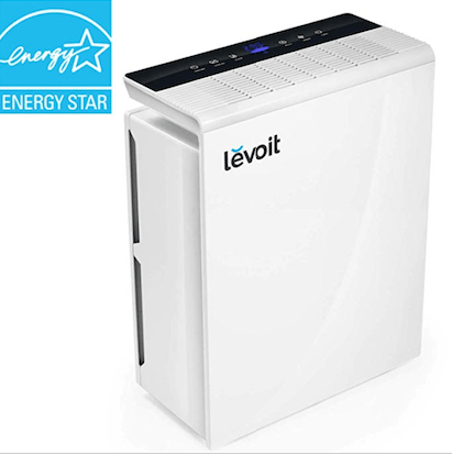 REVIEW Levoit Smart True HEPA Air Purifier LV-PUR131S + GIVEAWAY!