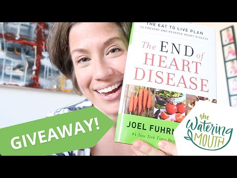 "GIVEAWAY – Signed Copy of ""The End of Heart Disease"" by Dr. Joel Fuhrman"